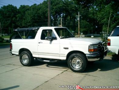 1996 Ford Bronco XLT Sport