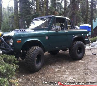 1975 Ford Bronco Other