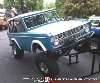 1969 Ford Bronco XLT Sport